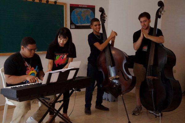 Music workshop at FEDUJAZZ | DRFJ 2017